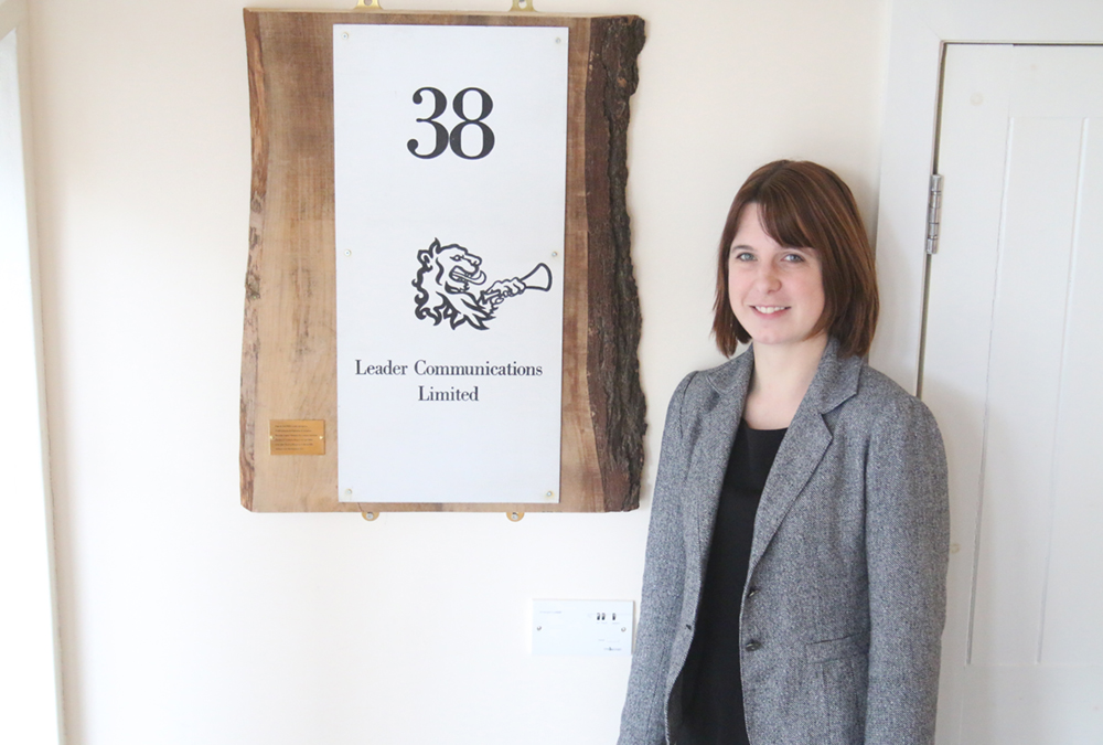 Faye Hampson - Visual Communications Director at The Leader Marketing Partnership