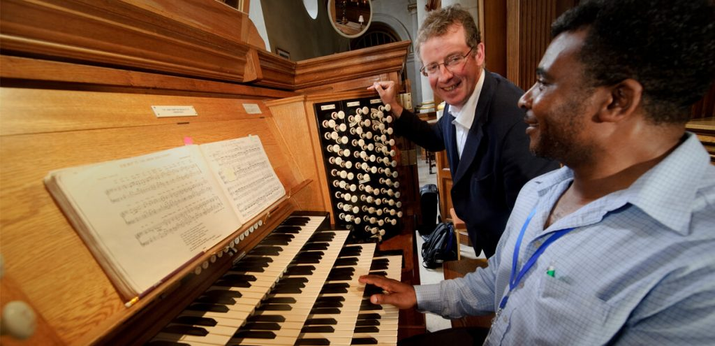 RCO organists
