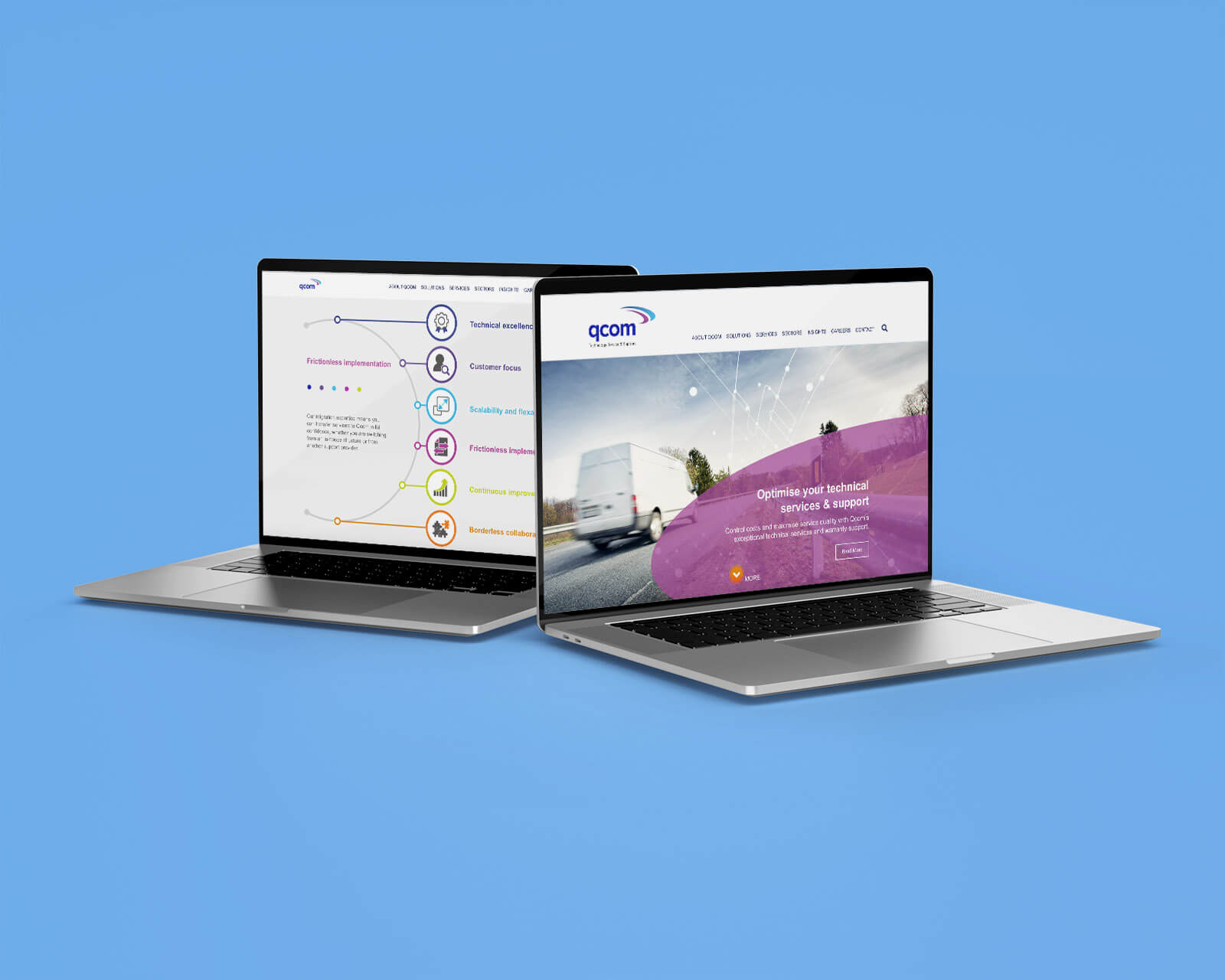qcom website laptops