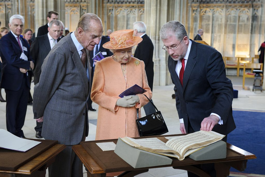 RCO - Her royal highness the Queen